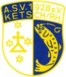 Wappen des ASV 1928 e.V. Ketsch am Rhein!